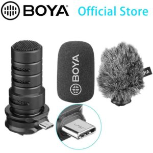 BY-DM100 Condensor Microphone