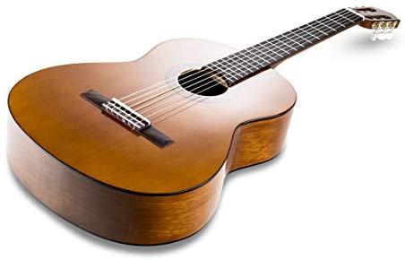 Yamaha Classical Guitar Brown C40 Audio Shop Dubai