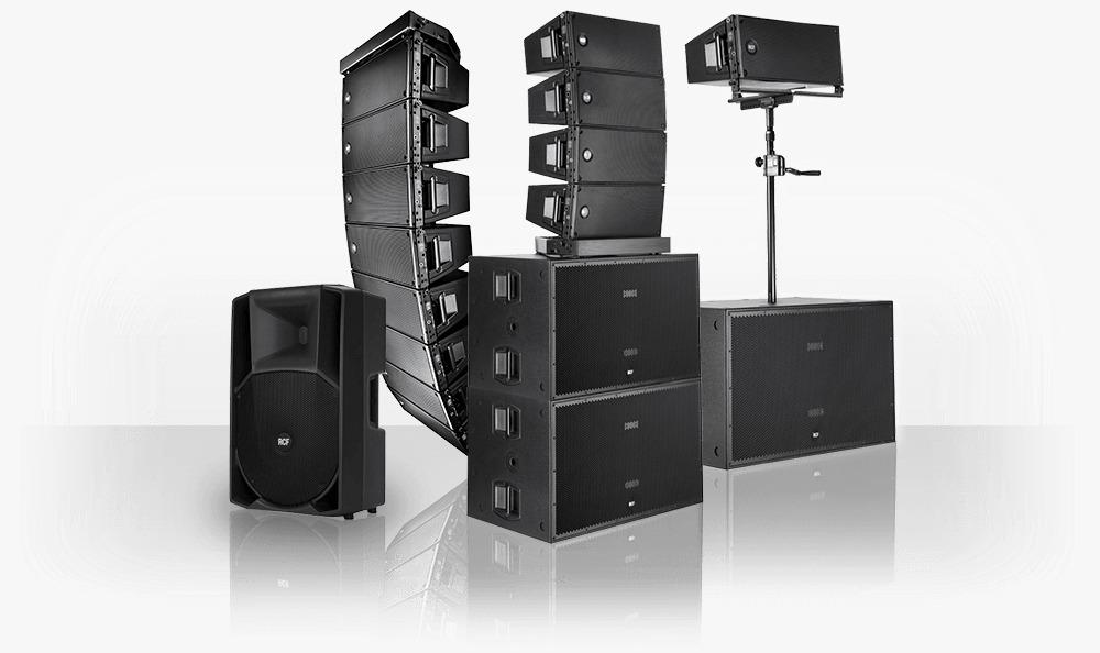 Audio Equipment Shop