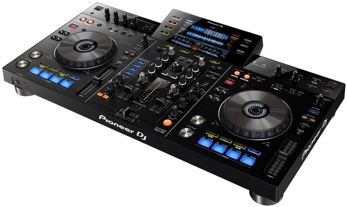 Pioneer Pro DJ XDJ-RX