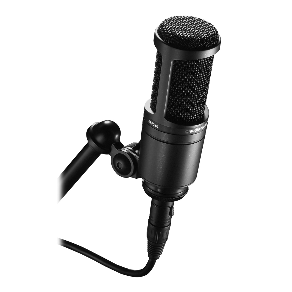 AT2020 Cardioid Condenser Microphone