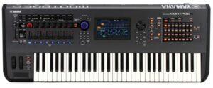 Yamaha MONTAGE8 Keyboard