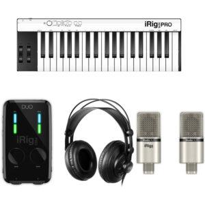 iRig Pro Duo Studio Suite