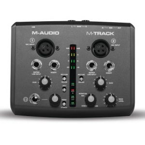 M-AUDIO AIR192X14XEU 8 IN 4 OUT Audio/Midi Interface