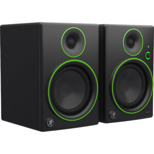"Mackie CR5BT Pair 5"" Multimedia Monitors with Bluetooth"