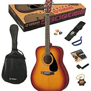 Yamaha Acoustic Guitar Package F310P