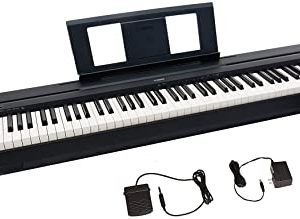 Yamaha P-45 88-key Digital Piano with Speakers