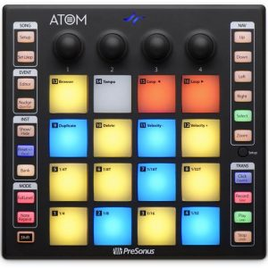 PreSonus ATOM 16-pad Performance Controller