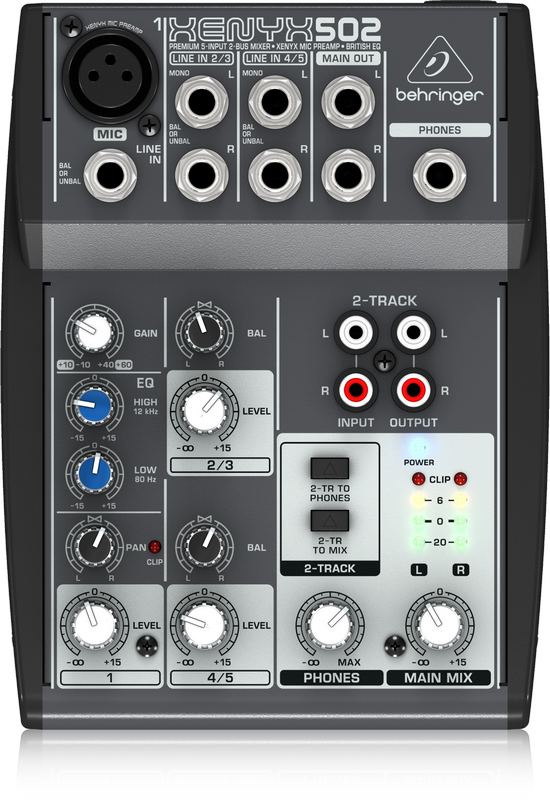 This image has an empty alt attribute; its file name is Behringer-502.png