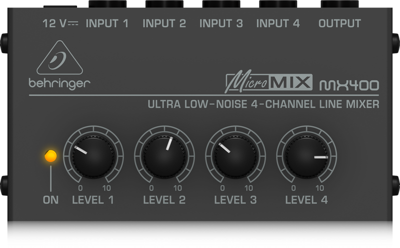 This image has an empty alt attribute; its file name is Behringer-MX400.png