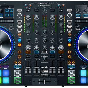 Denon DJ MC7000 Serato DJ Controller