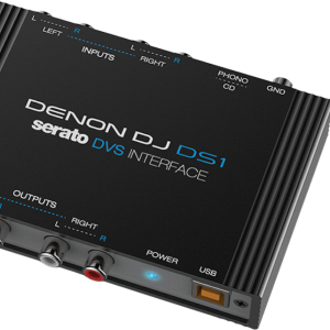 Denon DJ DS1 DVS Interface for Serato