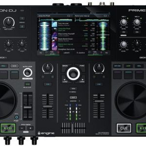 Denon DJ Prime GO Rechargeable DJ System