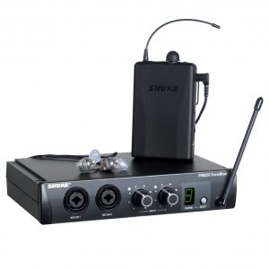 SHURE - UKP2TR112GR-K9E P2TR112GR Wireless System W/Earphone