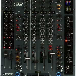 Allen & Heath Xone:92 Analogue DJ Mixer