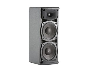 "AC25 Ultra Compact 2-way Loudspeaker with 2 x 5.25"" LF"