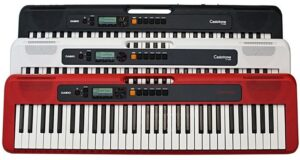 Casio tone CTS200