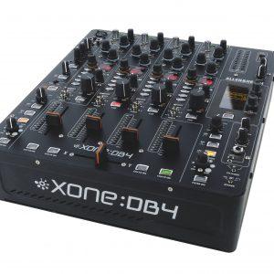 Allen & Heath Xone:DB4 DJ Mixer with Effects