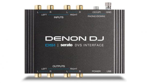 Denon DJ DS1 DVS Interface for Serato