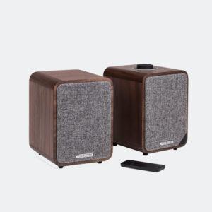 Ruark Audio - MR1 MK2 Rich Walnut
