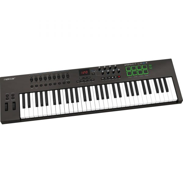 Nektar Impact LX61+ 61-key Keyboard Controller