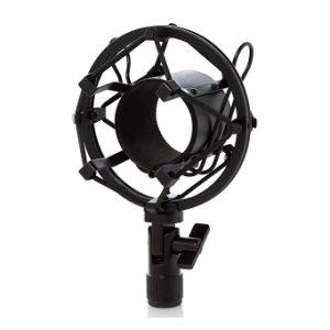 bespeco - H8A Pro Anti-Shock Mic. Holder