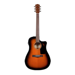 Fender CD-60CE SB Amplified Acoustic Guitar