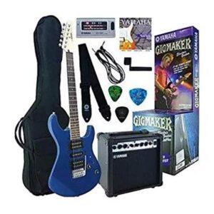 Yamaha EG112GPII MTU Steel String Electric Guitar Package