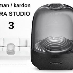 Aura Studio 3 Bluetooth Speaker