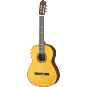 Yamaha CG182S Solid Spruce Top Classical Guitar