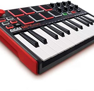 Akai Professional MPK Mini mkII 25-key Keyboard Controller