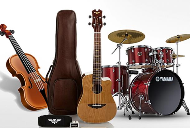 Musical Instruments Dubai