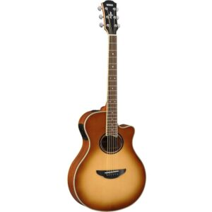 Yamaha APX700II Acoustic Electric Guitar, Sand Brust