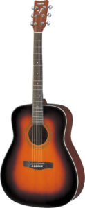 Yamaha F370 Acoustic Guitar Tobacco Burst