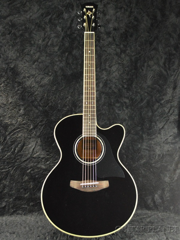 Yamaha CPX500III Acoustic Electric Guitar - Black