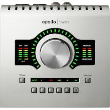 Universal Audio APLTWDU Apollo Twin USB w/ Duo Processing(Win)