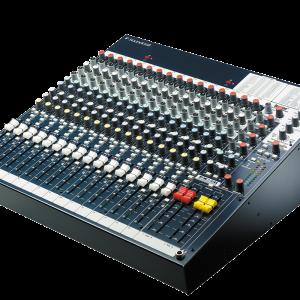 Soundcraft FX16ii Mixer with EffectsSoundcraft FX16ii Mixer