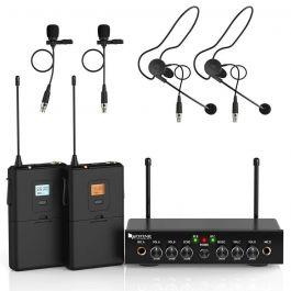 Fifine K038 UHF Wireless Microphone System