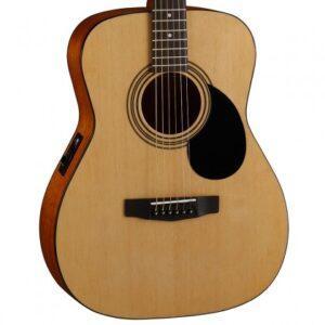 Cort AF510E OP Semi Acoustic Guitar