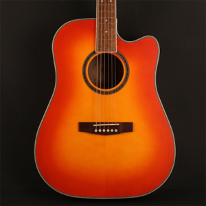 Cort AD890CF NT Semi Acoustic Guitar