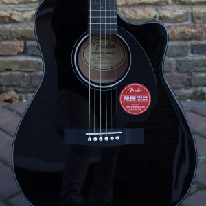 Fender CD-60SCE BLK Dreadnought