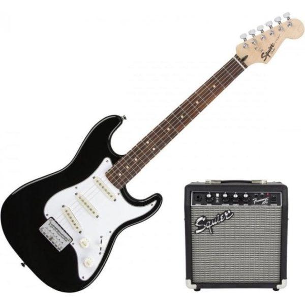 Fender Squier Short Scale Strat Pack SSS