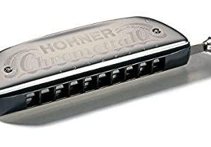 Hohner M25301 Chrometta 10 /Key C Harmonica