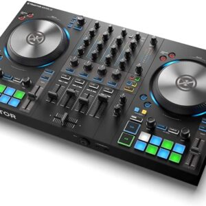 Native Instruments Traktor Kontrol S3 4-channel DJ Controller