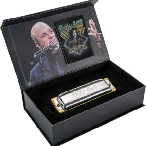 Hohner Billy Joel Signature Harmonica - Key of C M535016