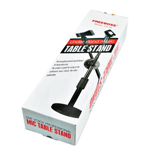 Microphone Table Stand TS 10
