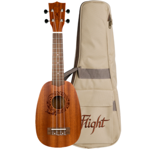 Flight NUP310 Pineapple Soprano Ukulele
