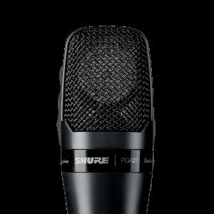 Shure PGA27 Large-diaphragm Condenser Microphone