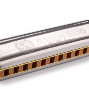 Hohner Marine Band C 12-Hole - M364017