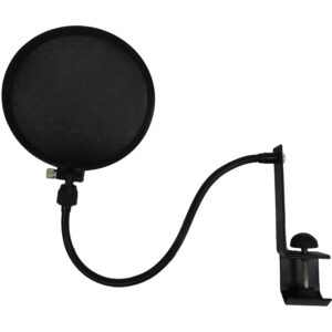 POP filter for broadcasting and Recording Microphone